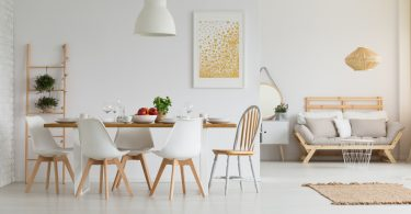 chaise-salle-manger-style-scandinave