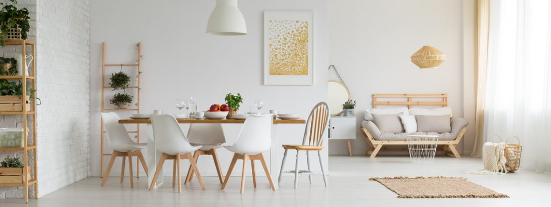 table salle a manger style scandinave trendy design scandinave salle manger en ides inspirantes. Black Bedroom Furniture Sets. Home Design Ideas