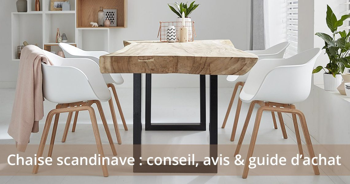 Chaise Scandinave Le Blog Deco Inspiration Scandinave
